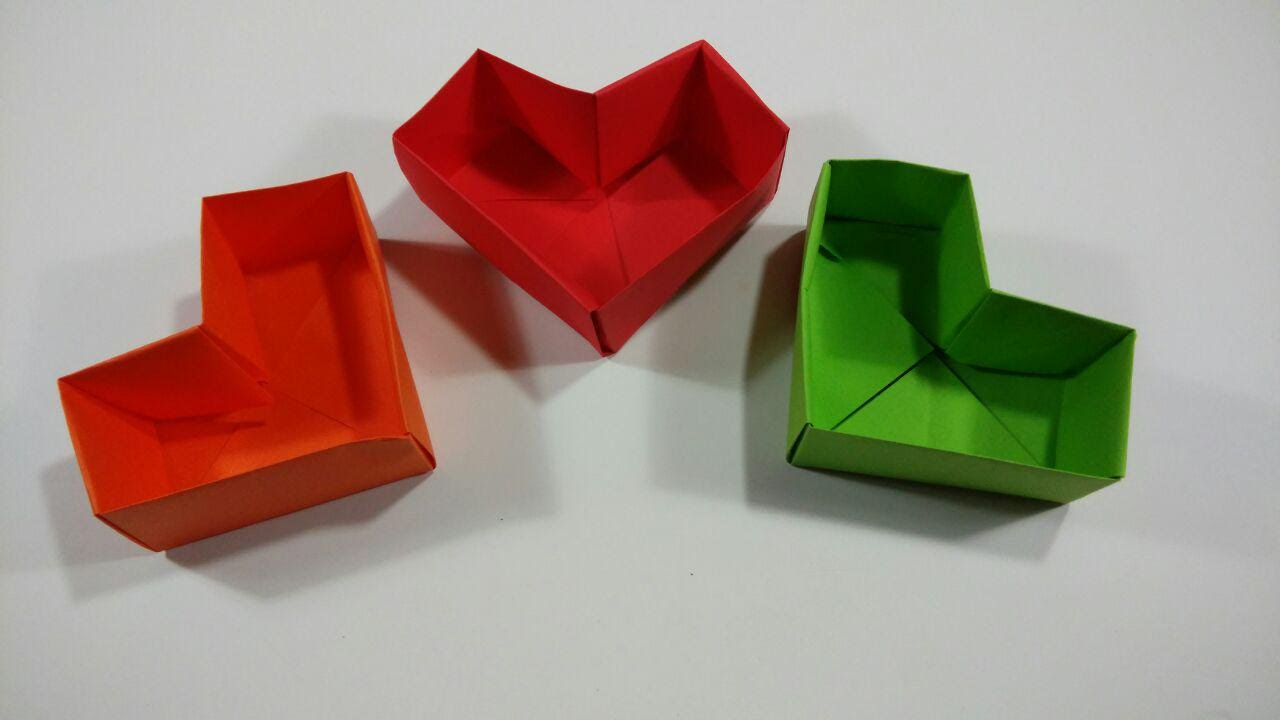 Como hacer una caja corazon ideal para regalar youtube for Roba usata regalo