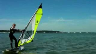The Poole Windsurfing School - Beginners Windsurfing Lessons