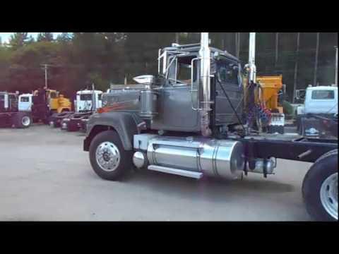 1990 MACK SUPERLINER RW713 For Sale - YouTube