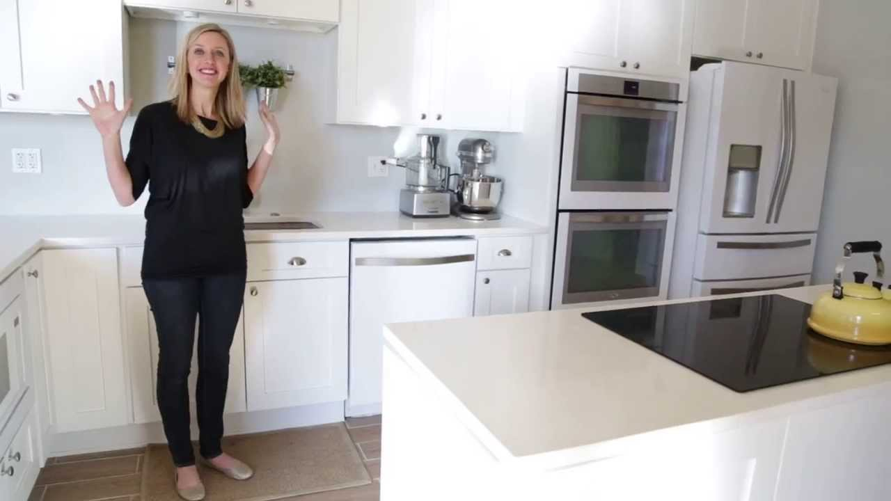 ordinary Whirlpool Kitchen Appliances Reviews #4: Whirlpool White Ice Appliance Tour -- Gimme Some Oven - YouTube