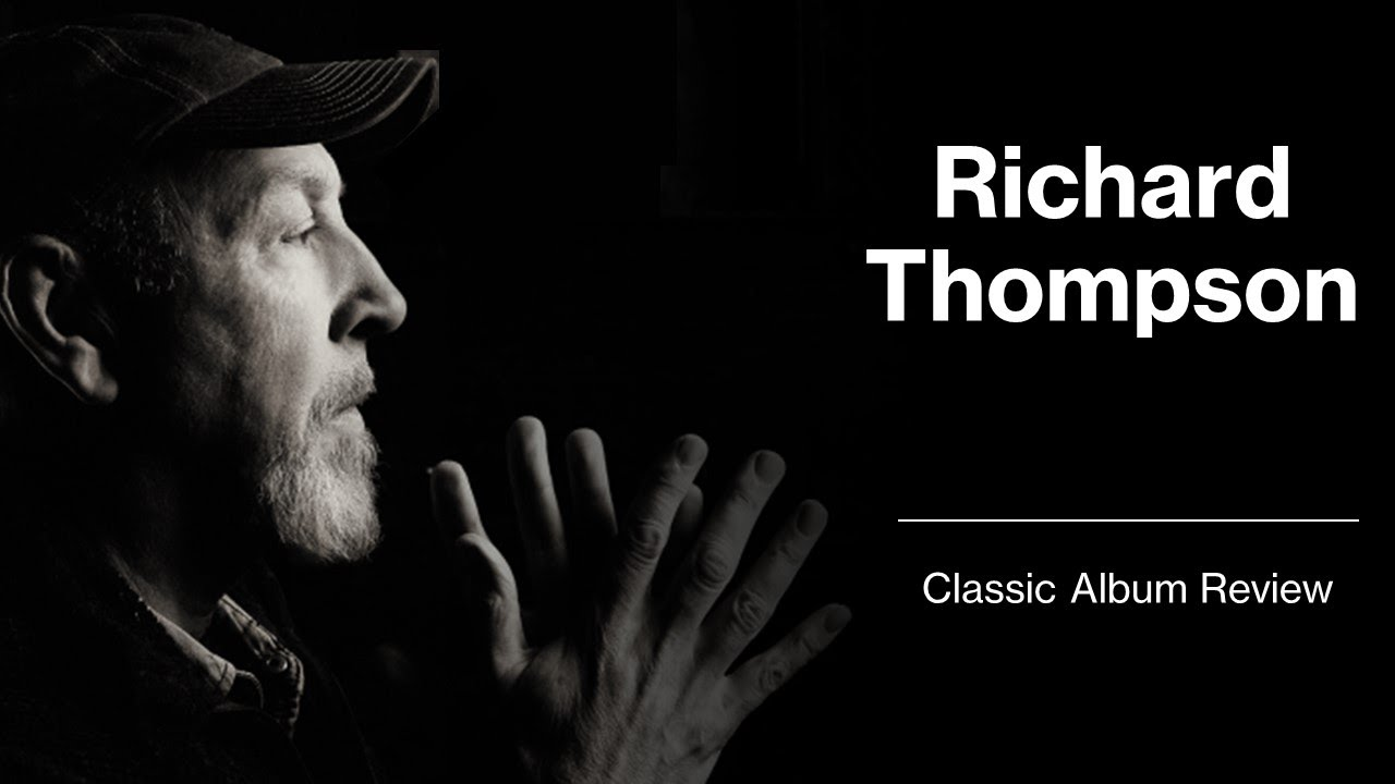 Richard Thompson: 'Mock Tudor' | Review