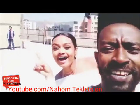NEW ETHIOPIAN COMEDIAN THOMAS: