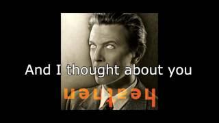 I Took a Trip on a Gemini Spacecraft | David Bowie + Lyrics