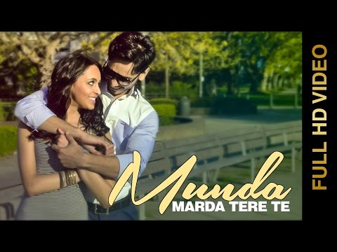 Munda Marda Tere Te song lyrics