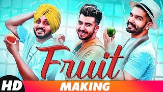 Fruit | Making | The Landers | Latest Punjabi Songs 2018 | Speed Records