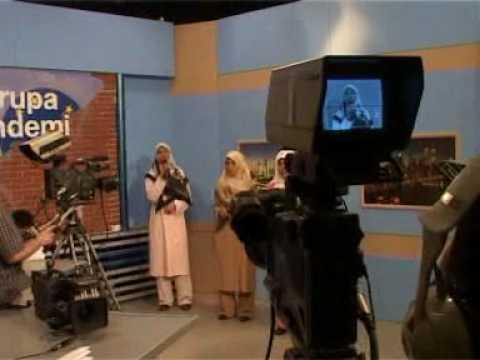 Mawaddah Interview at Kanal 7 Media in Frankfurt,Germany