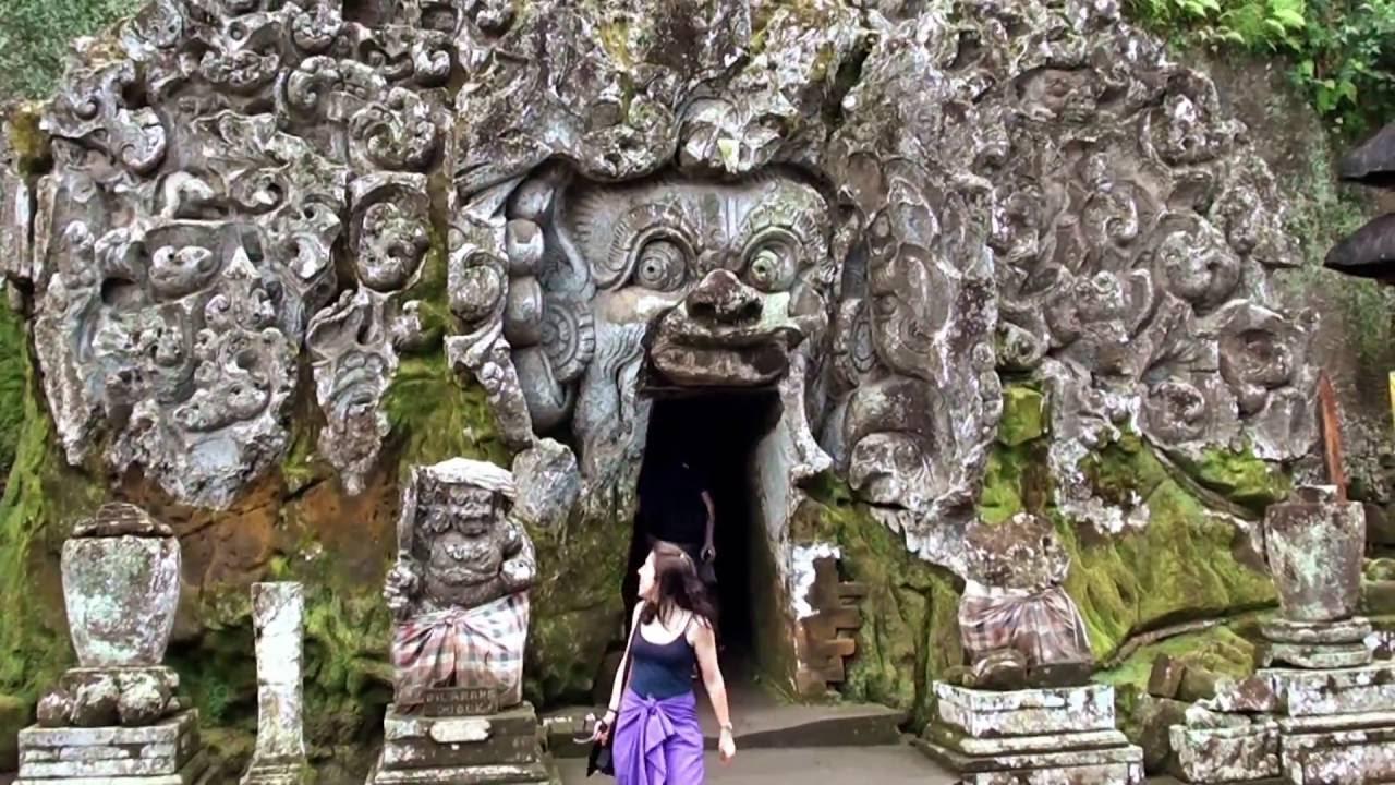 Elephant Cave in Bali - Goa Gajah