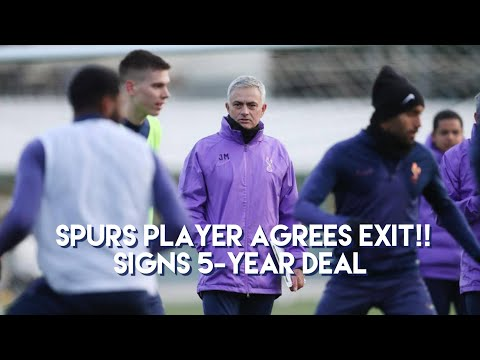 EXCLUSIVE! Tottenham player signs 5-year deal with PL rivals after 8-figure bid accepted