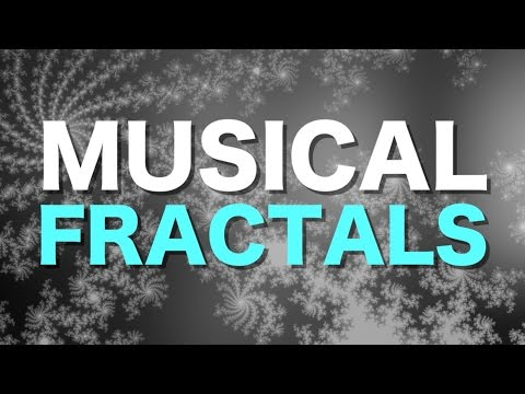 Musical fractals