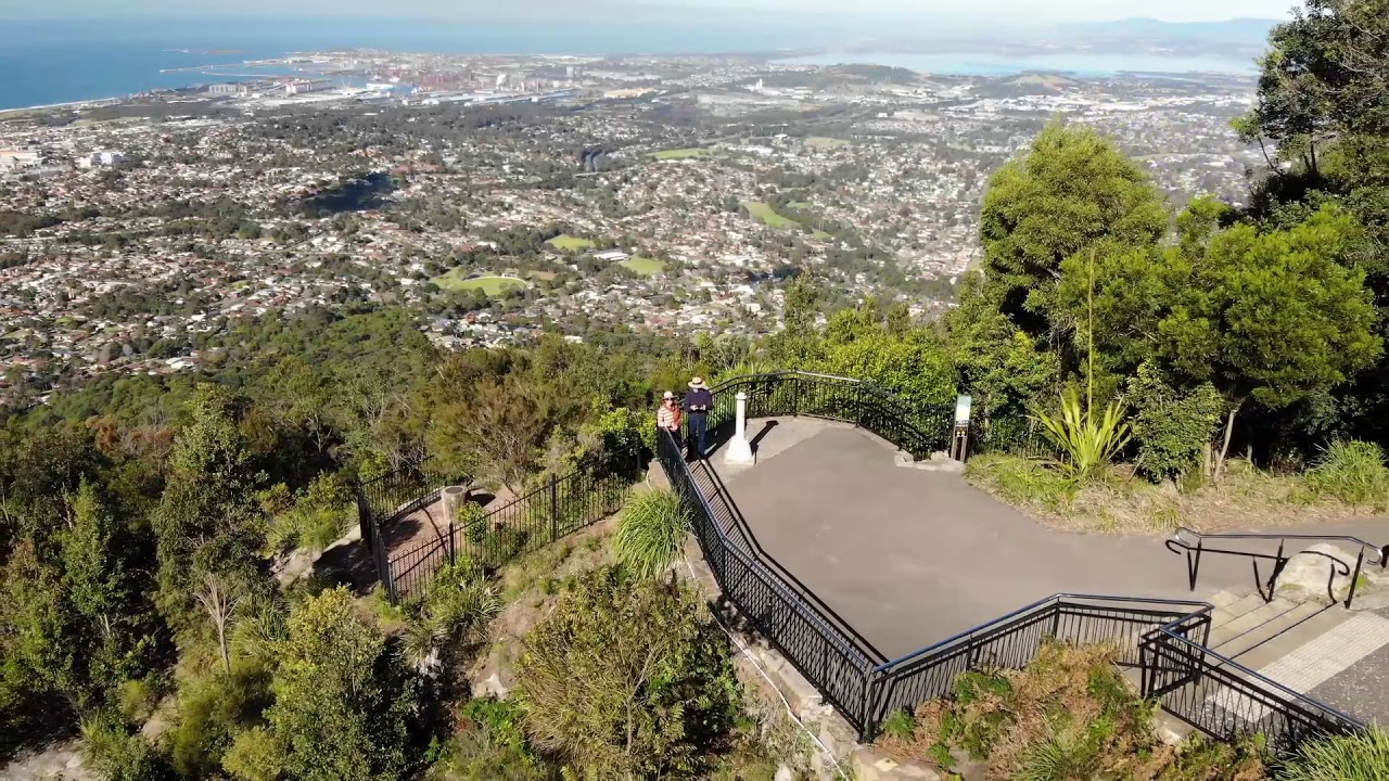 mount keira lookout - 1280×720