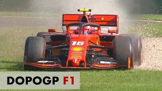 F1: a Melbourne Ferrari disastrosa, domina la Mercedes | DopoGP F1 2019, Australia