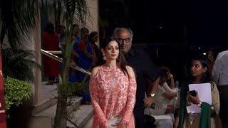 sridevi latest at mughal e azam musical play   grand premiere launch