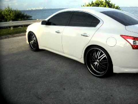 2010 Maxima On 22 Youtube