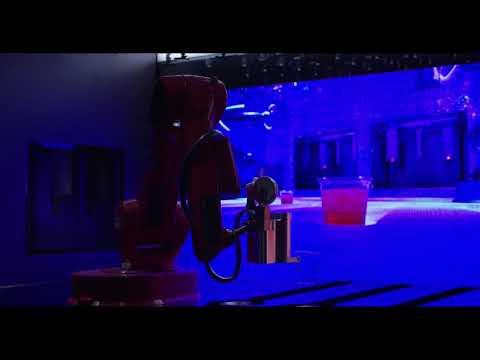 Robo Bar - Hard Rock Biloxi