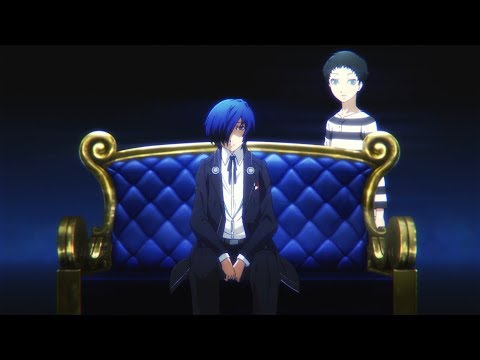 Persona 3 - The Movie #3 Falling Down - Clip #01 (dt.)