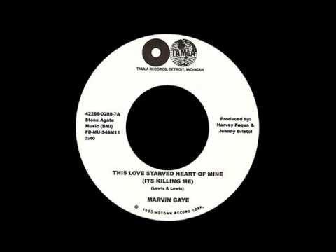 Marvin Gaye - This Love Starved Heart Of Mine (It's Killing Me)