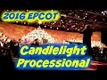 Epcot Candlelight Processional 🕯