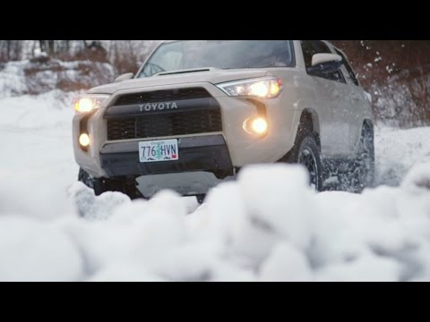 2016 Toyota 4Runner TRD Pro Review - AutoNation