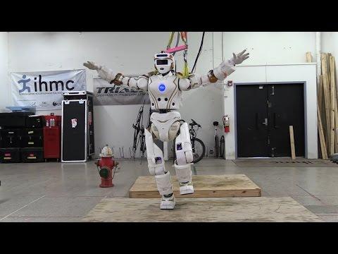 Valkyrie, el robot autónomo que colonizará Marte