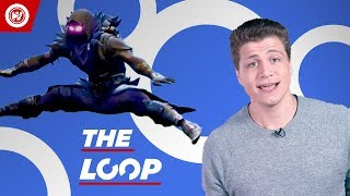 Can You Pull Off This Fortnite Trick? | The Loop