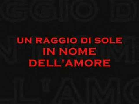 In nome dell'amore-Paolo Meneguzzi