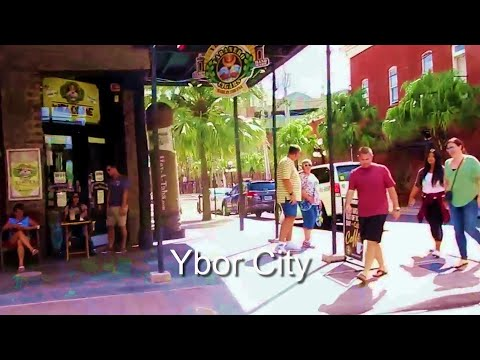 Ybor City - Visitor Guide - Tampa, FL HD