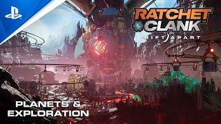 Ratchet & Clank: Rift Apart Trailer