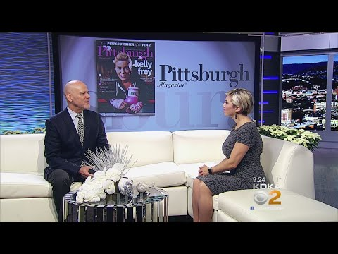 Pittsburgh Magazine Names Kelly Frey Pittsburgher Of The Year