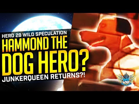 Overwatch - Could Hammond be a Dog? JunkerQueen Coming? (WILD SPECULATION!)
