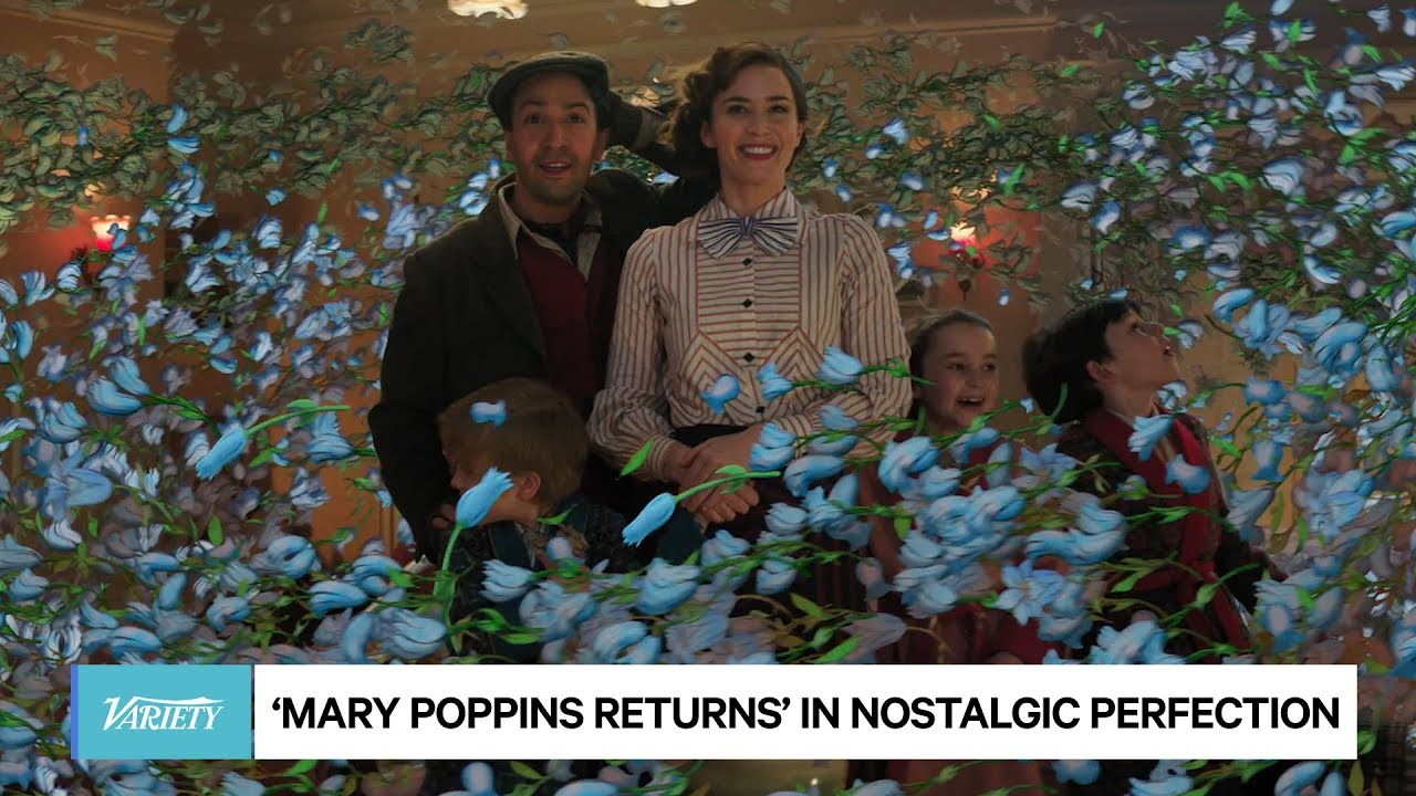 'Mary Poppins Returns' Review: Nostalgic Perfection