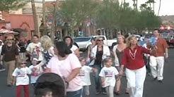 Fountain Hills, AZ Home Coming Parade Oct 2011