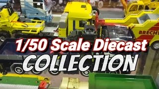 Diecast 1:50 Scale Collection at Indonesia Diecast Expo 2016 Event