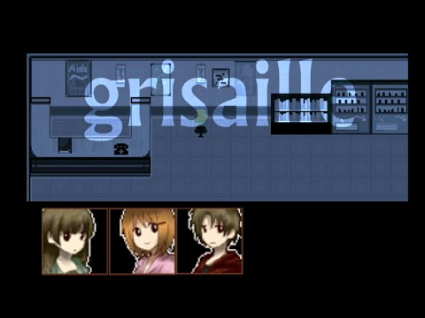 #2 grisaille 実況
