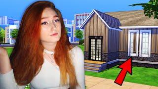 Смогу ли я построить дом в Симс 4 за 10 минут?