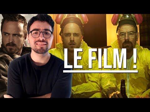 BREAKING BAD: LE FILM, UNE MAUVAISE IDÉE ?