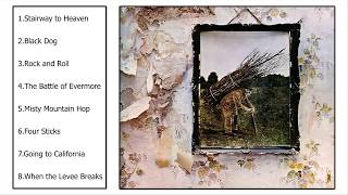 Скачать Led Zeppelin IV Led Zeppelin Full Album 1971