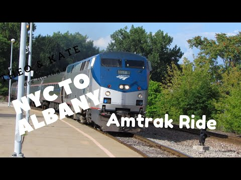 Traveling on Amtrak Empire Service # 255