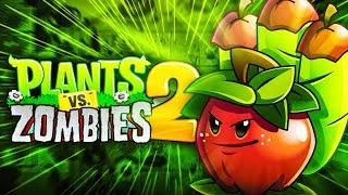 Plants vs Zombies 2 - APPLE MORTAR na Battlez!