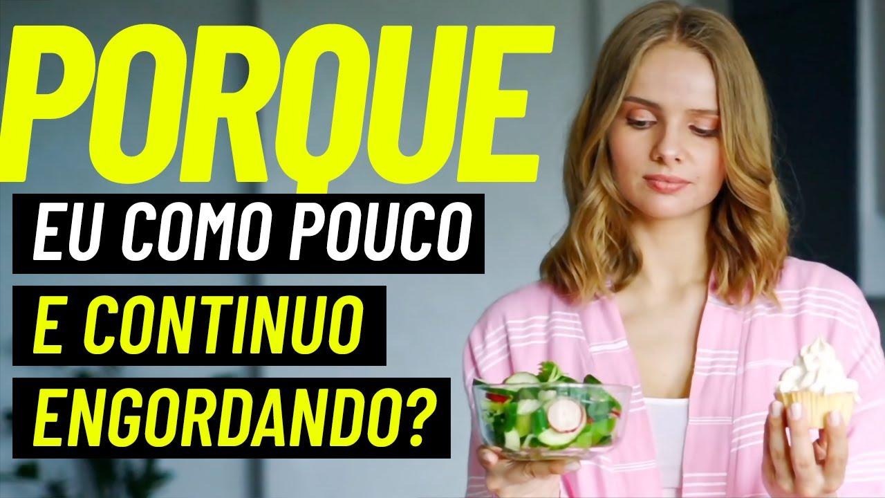Porque você come pouco e não emagrece? Veja isso. | Grupo Q48
