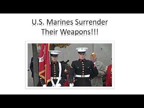 U.S. Marines Surrender!!! | Weapons & Vehicles To Yemen | Evacuate
