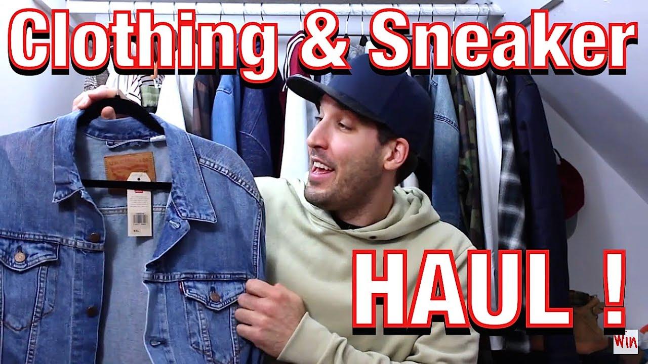 Adidas - Levi's Trucker Jacket - Essential T-shirts - Beats - Part 1 -  YouTube