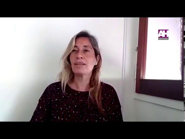 Jorgelina Soñez   Directora de Relaciones Institucionales   Actividades del área