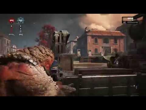 Gears of War 4 Lag