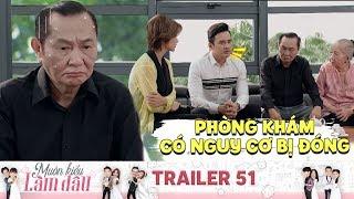 Muôn Kiểu Làm Dâu | Trailer 51 Cả nhà Andy lao đao vì ông Thành bị khởi kiện, nguy cơ phá sản