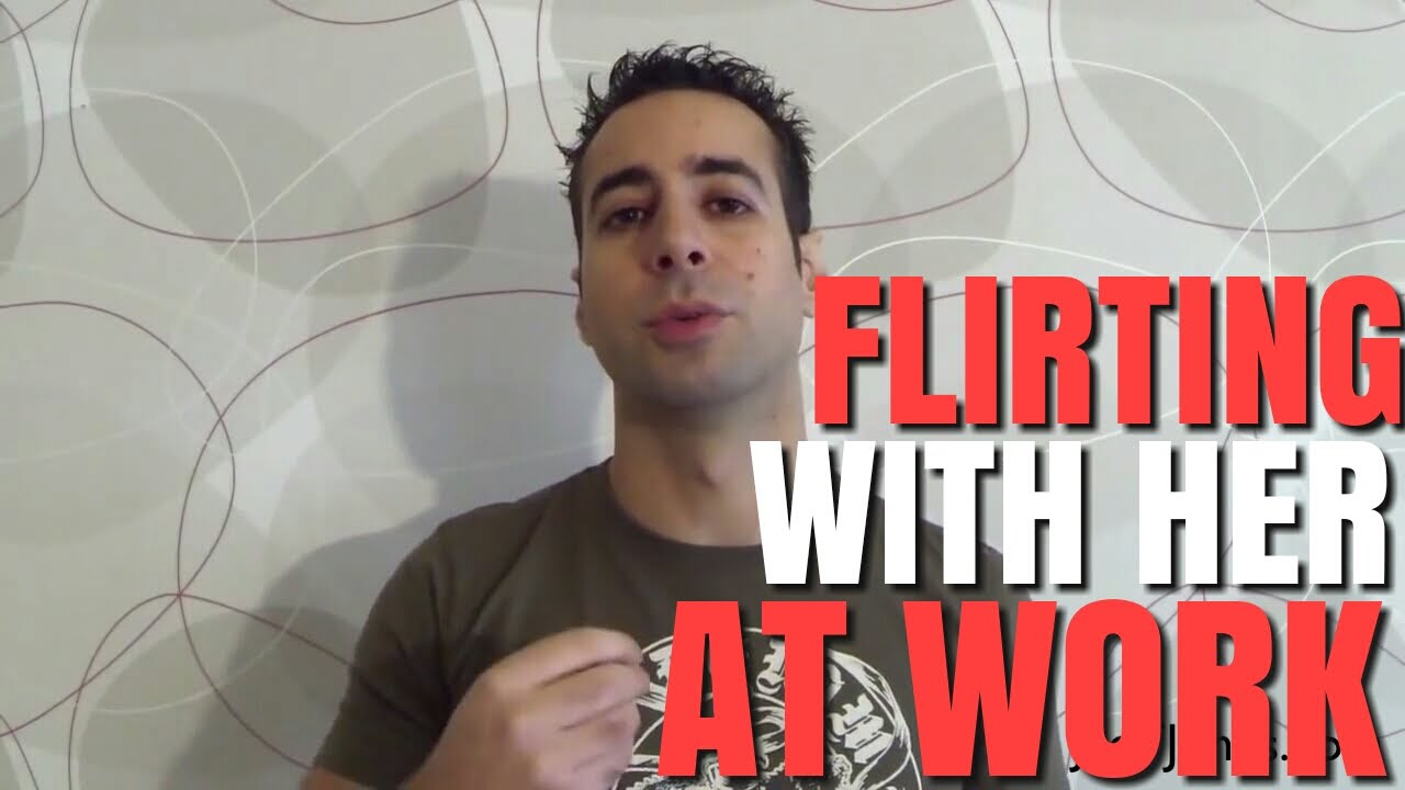 woman flirting signs at work lyrics youtube