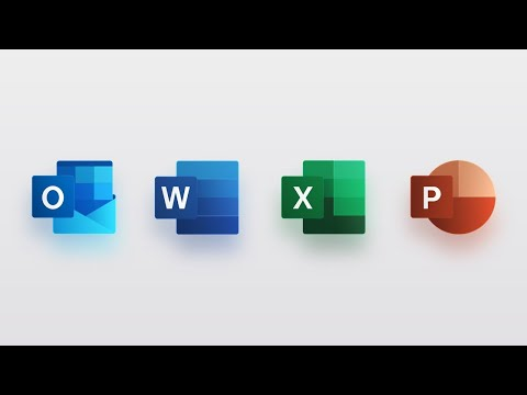 Affinity Designer Tutorial | How To Design The New Office Icons