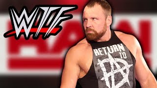 WWE RAW WTF Moments (13 August) | Dean Ambrose Returns For SummerSlam, Forgets Hair