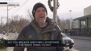 Do you believe another lockdown is the right thing to do? | Outburst