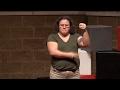 Building a Journey | Joanna Witulski | TEDxValparaisoUniversity