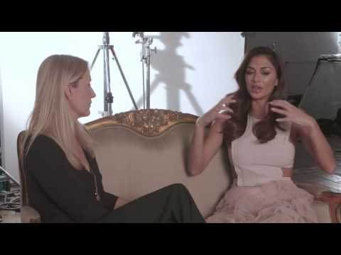 Nicole Scherzinger for Perfectil : Hello Interview